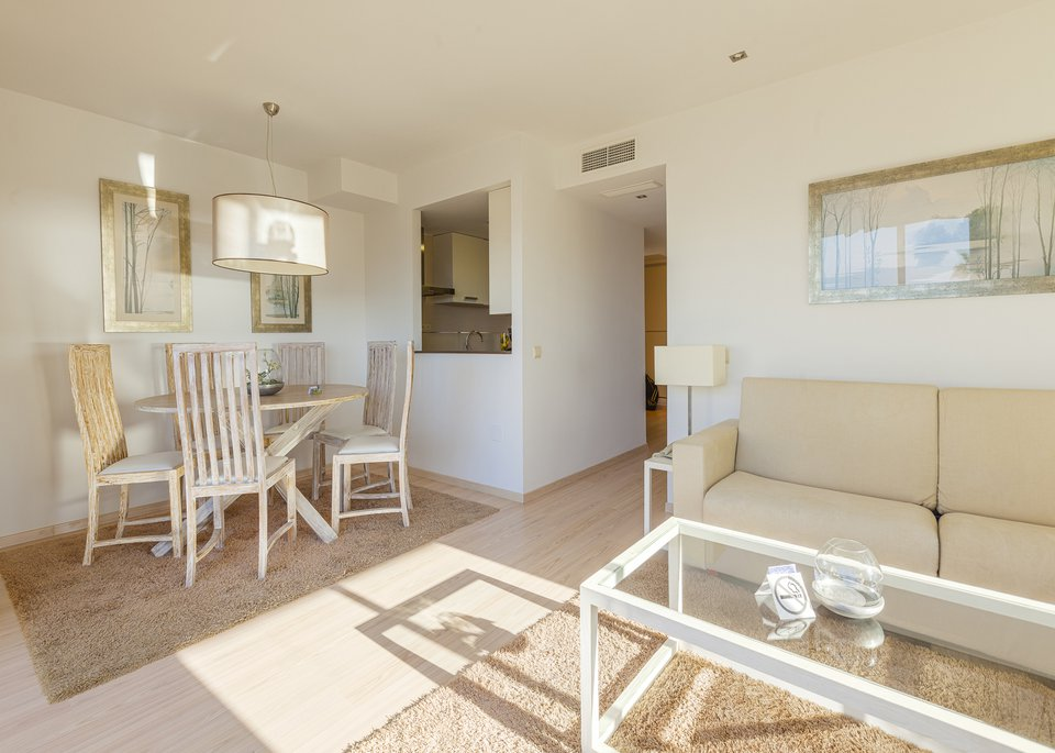 Suite Deluxe 3 Bedroom Apartment with Sea View and Large Terrace-4