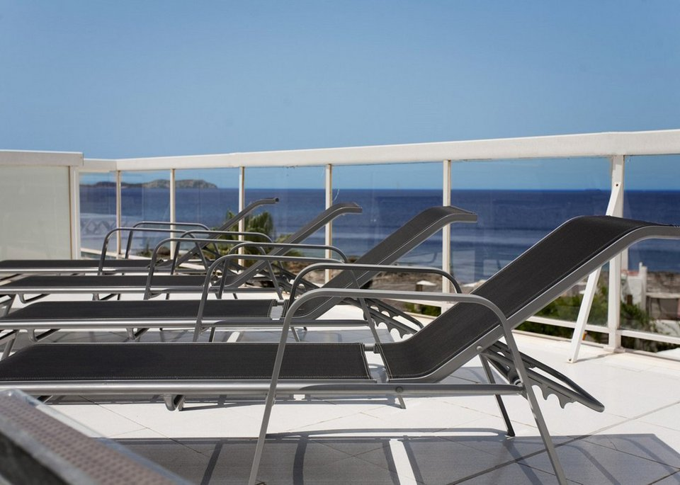 Suite Deluxe 3 Bedroom Apartment with Sea View and Large Terrace-7