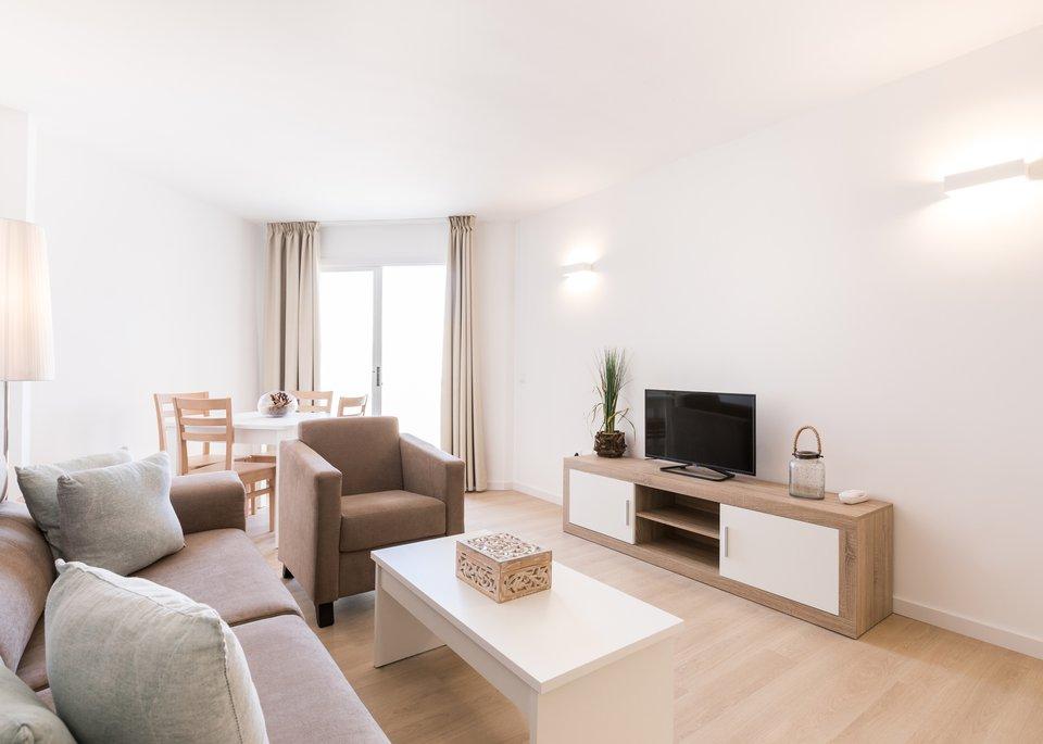 Appartement Superieur avec 2 Chambres-3