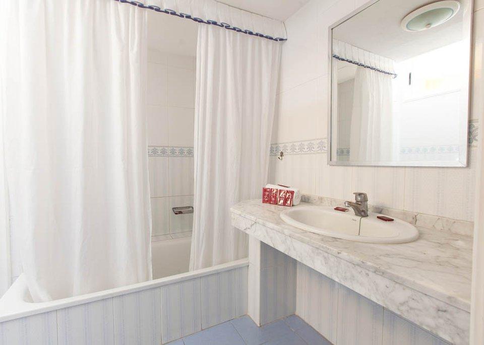 Apartamento 1 Dormitorio con Vistas al Jardin-4
