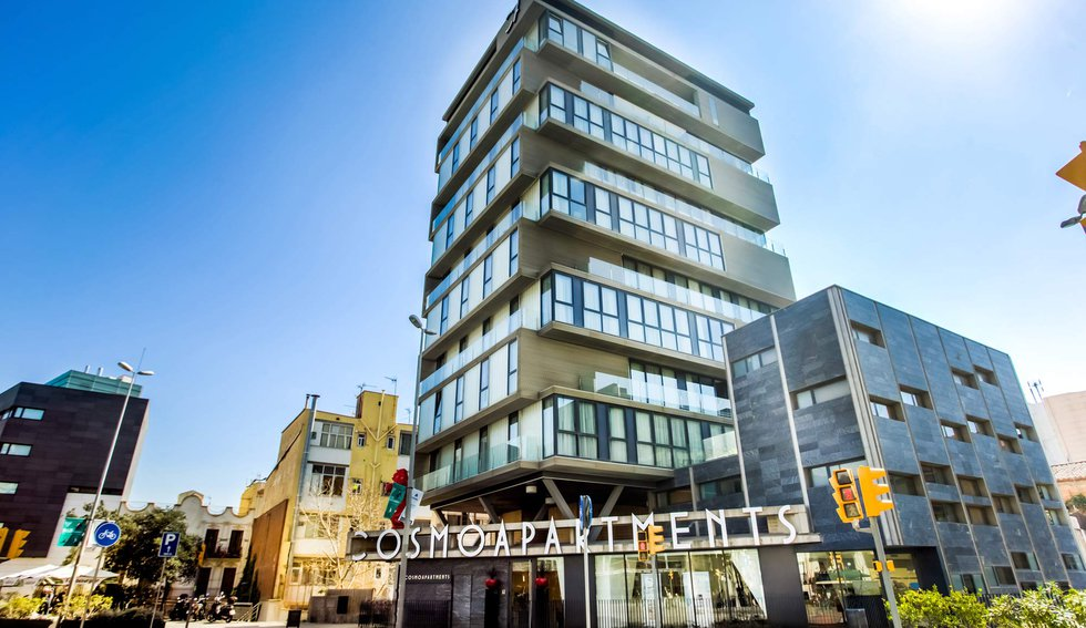 Holiday apartments rental in Sants, Barcelona | Cosmo