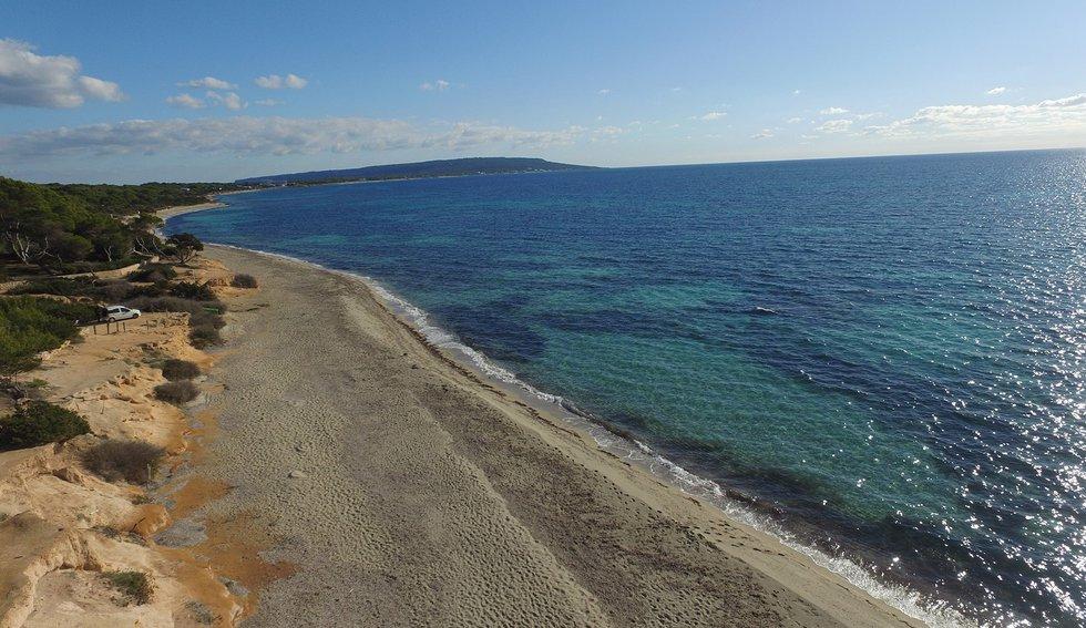 Playa de Racó de S'Alga