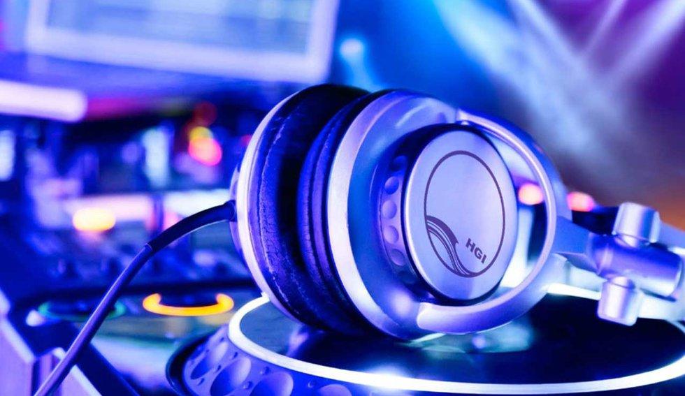 DJ Bereich