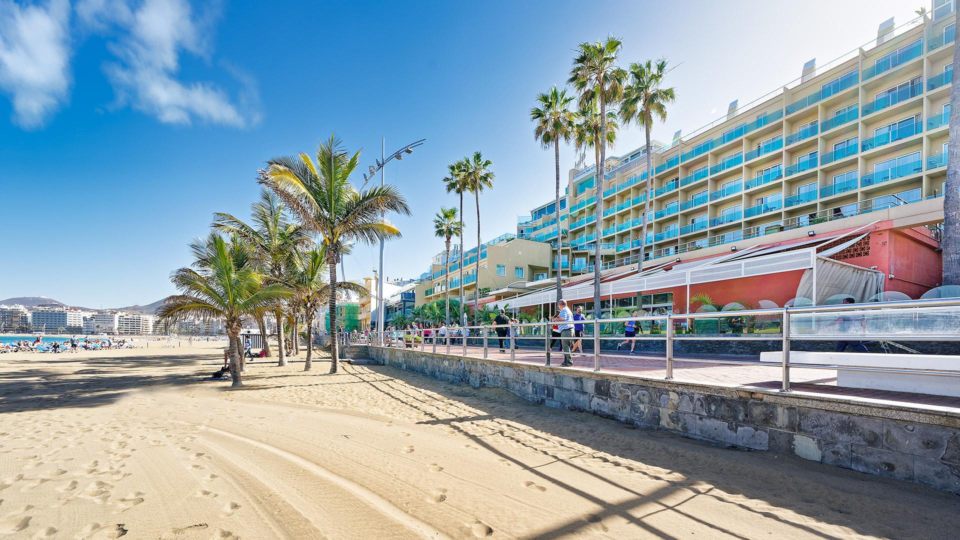 Hotel En La Playa De Las Canteras Gran Canaria Hotel