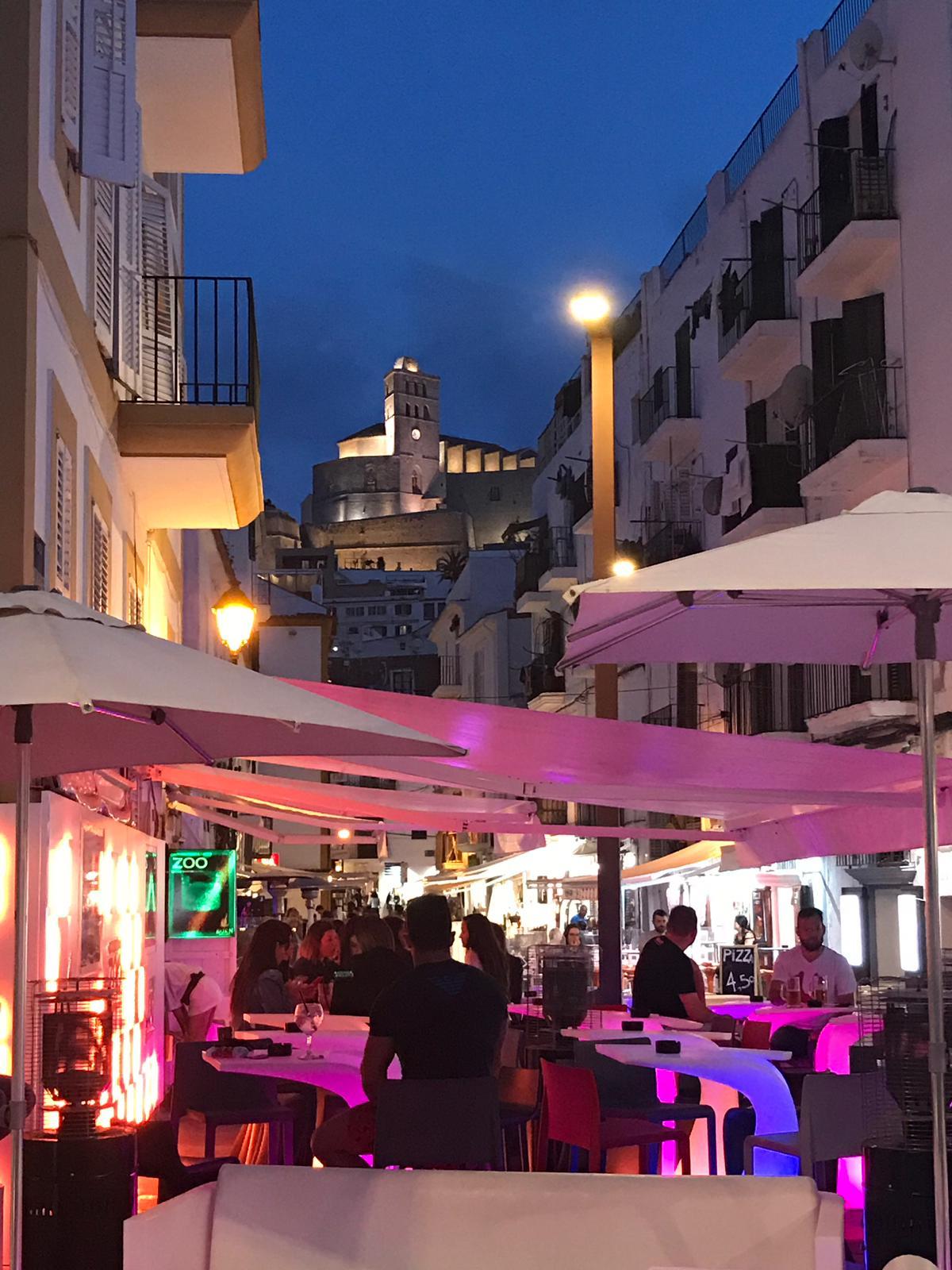 Imagen: bares port ibiza magna