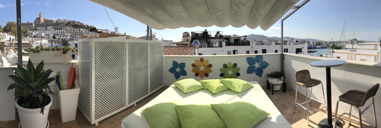 Imagen: terraza