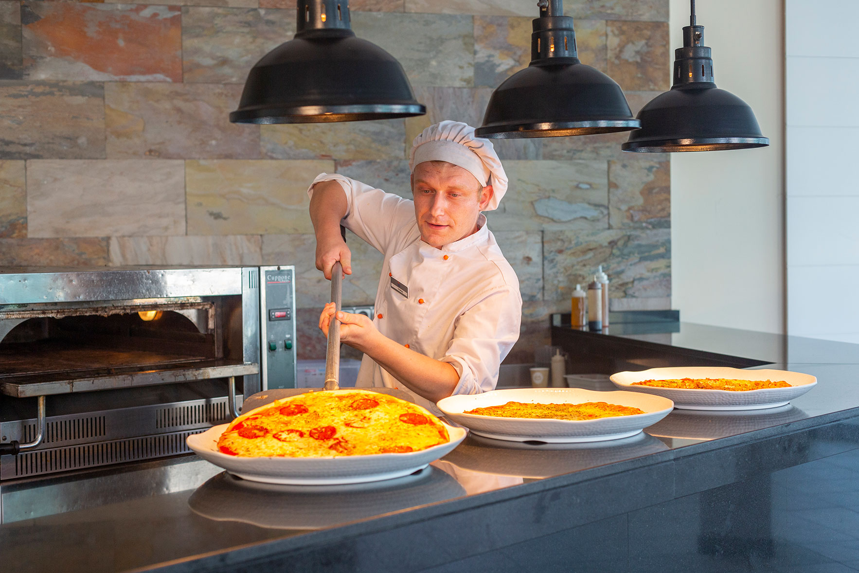 Restaurante a la carta Bella Italia