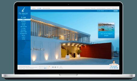 Diseño web responsive ibiza