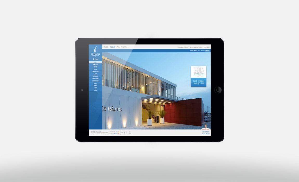Desarrollo web Ibiza