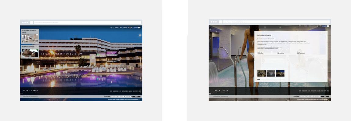 Ibiza Corso Hotel mobile