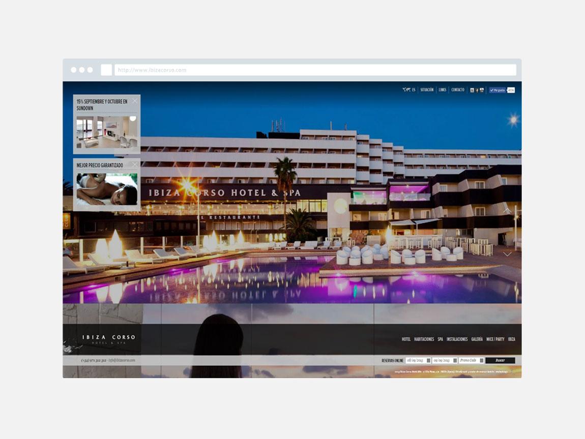 Posicionamiento web Ibiza