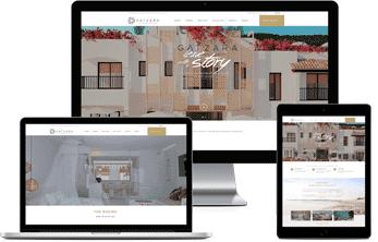 Webs Responsive design