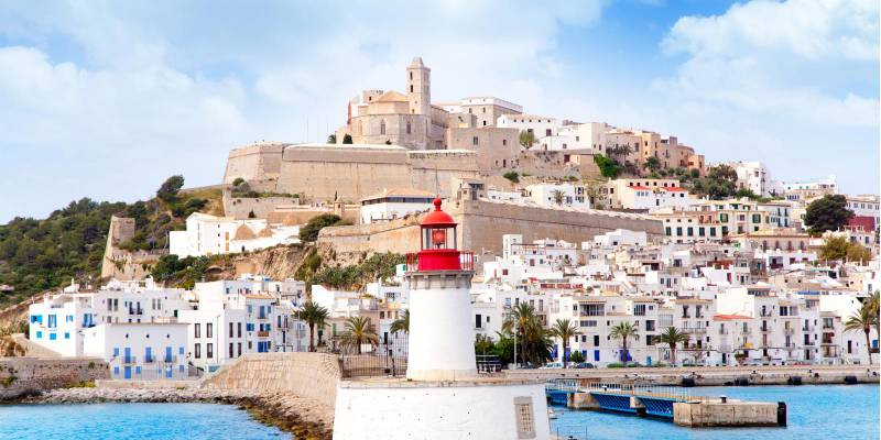 Find out more about our apartments and hotels in Ibiza town | Playasol Ibiza Hotels