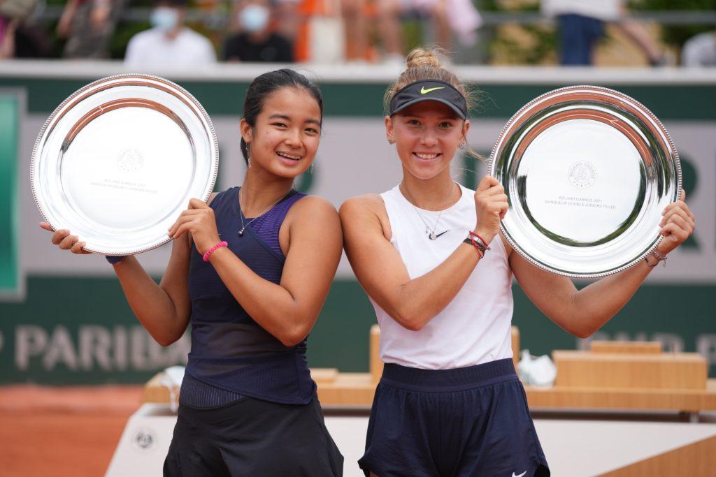Alex Eala conquista su segundo Grand Slam en Roland Garros