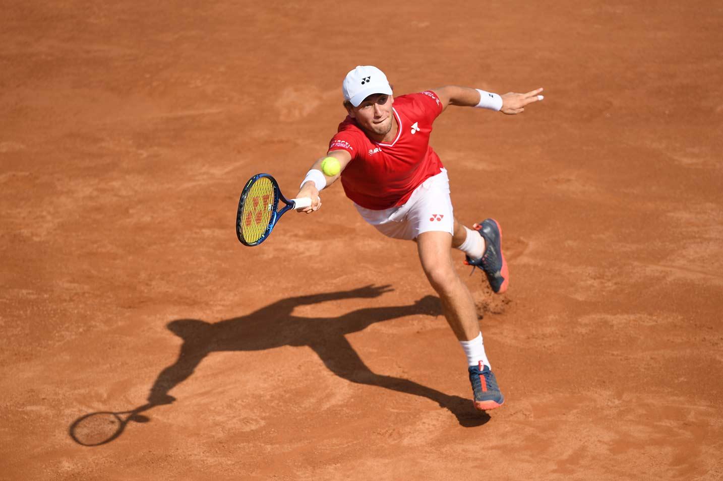 Casper Ruud domina la tierra ATP en 2020