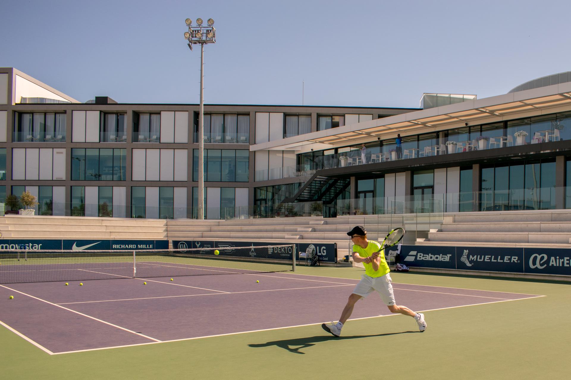 Competition Rafa Nadal Academy