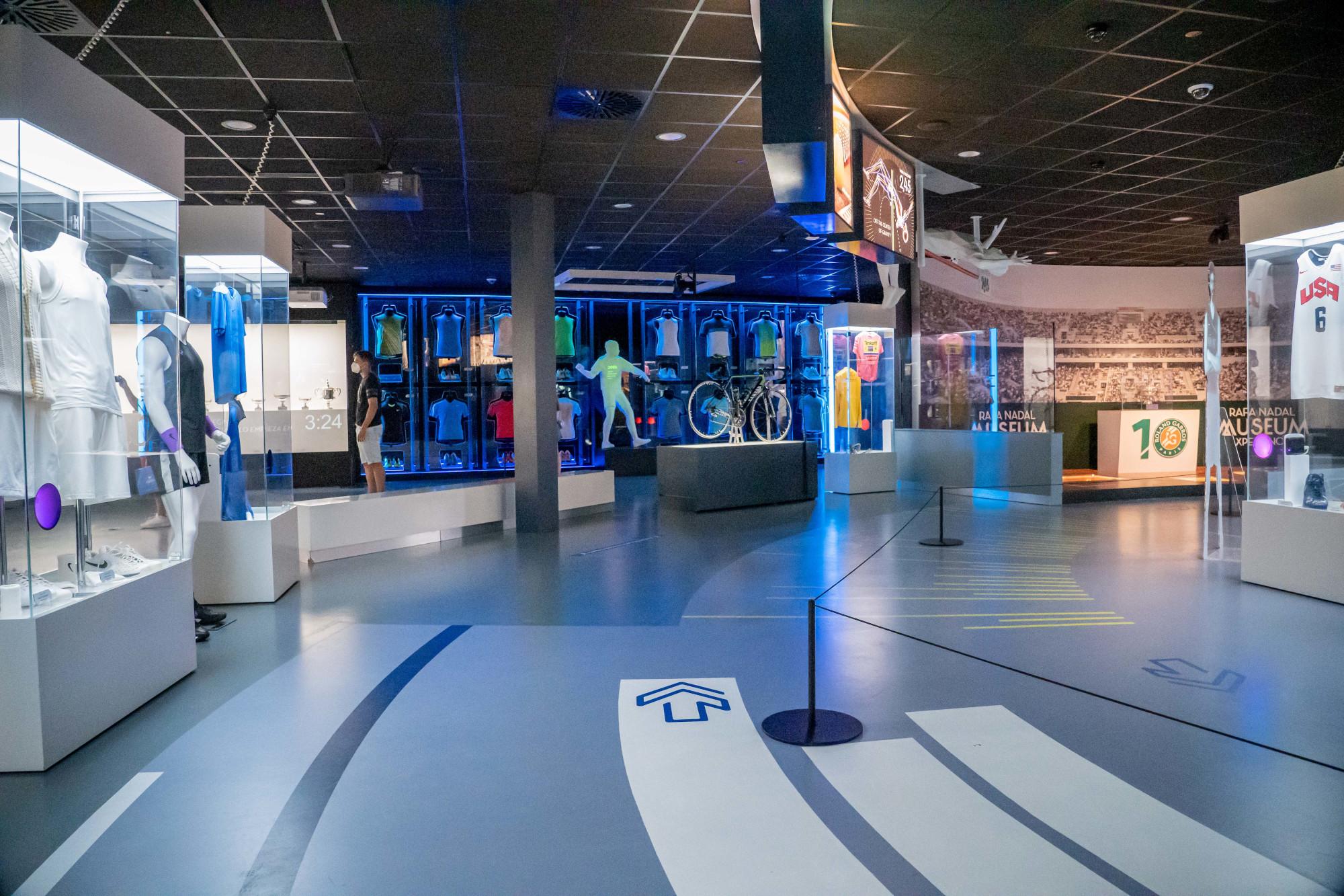 El Rafa Nadal Museum Xperience abre de nuevo