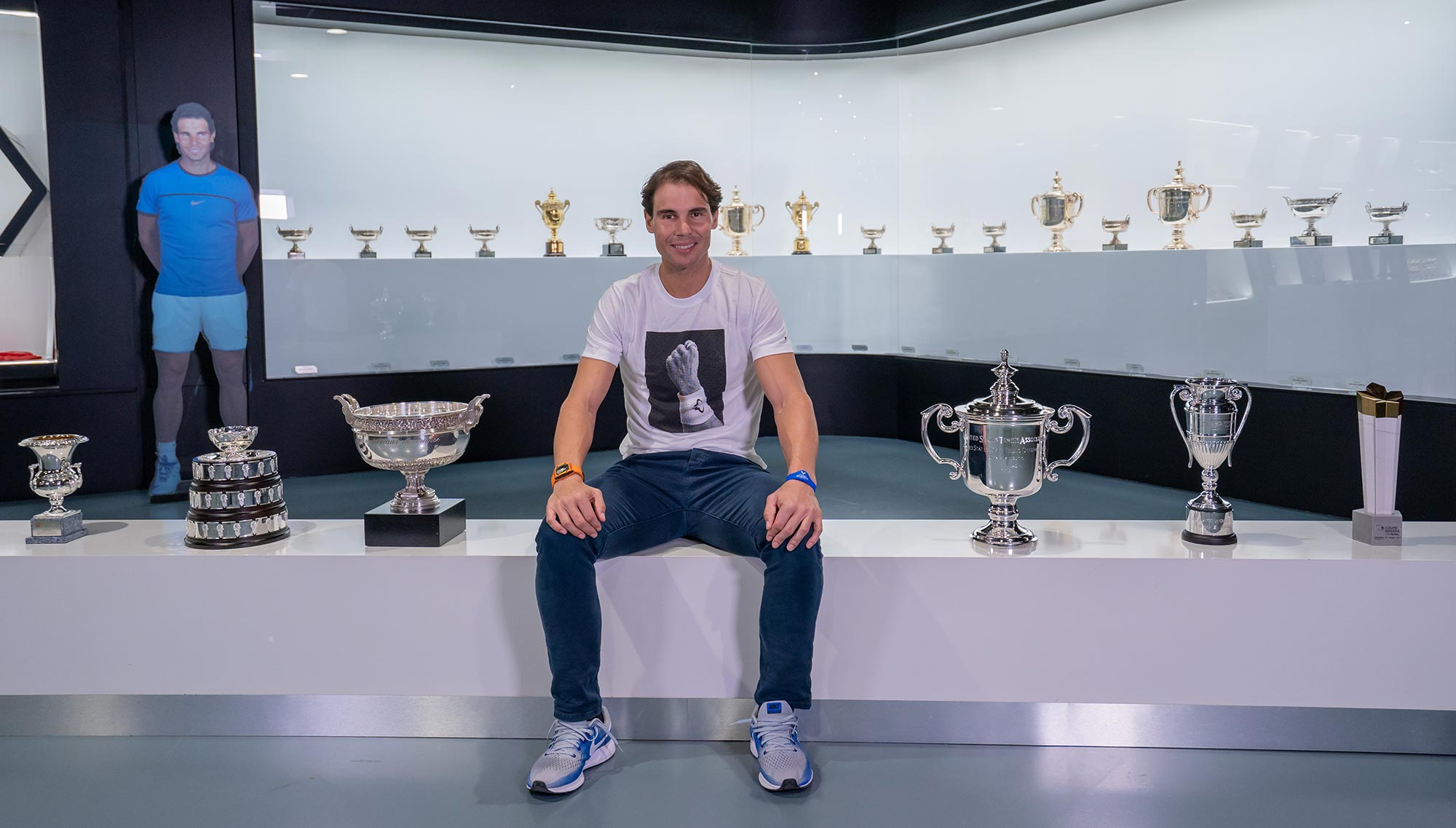 The Rafa Nadal Museum Xperience immortalises an historic 2019