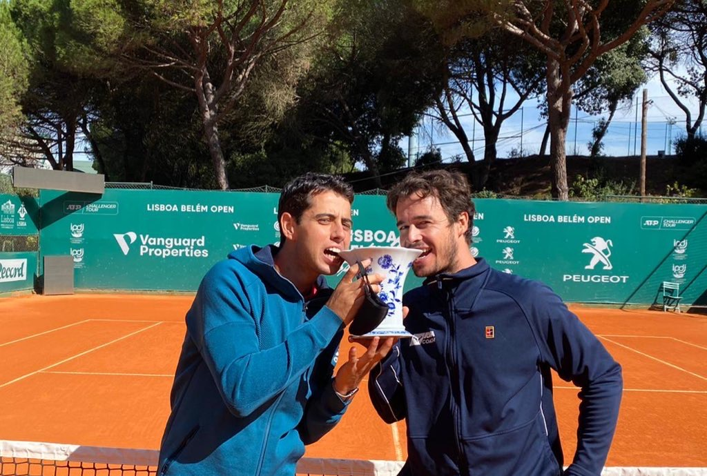 Jaume Munar conquista en Lisboa su quinto Challenger