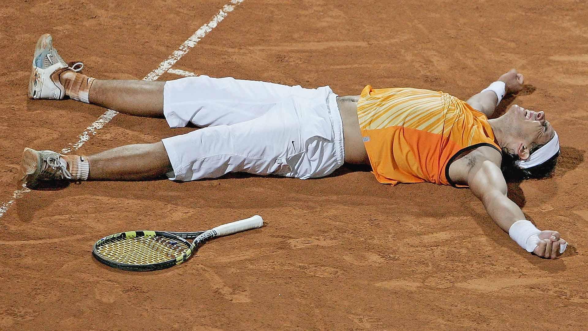 Rafa Nadal's best final?