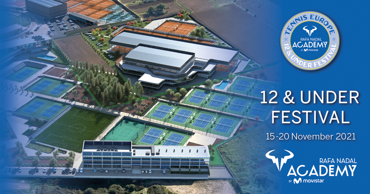 Tennis Europe and Rafa Nadal Academy to stage new 12 & Under event