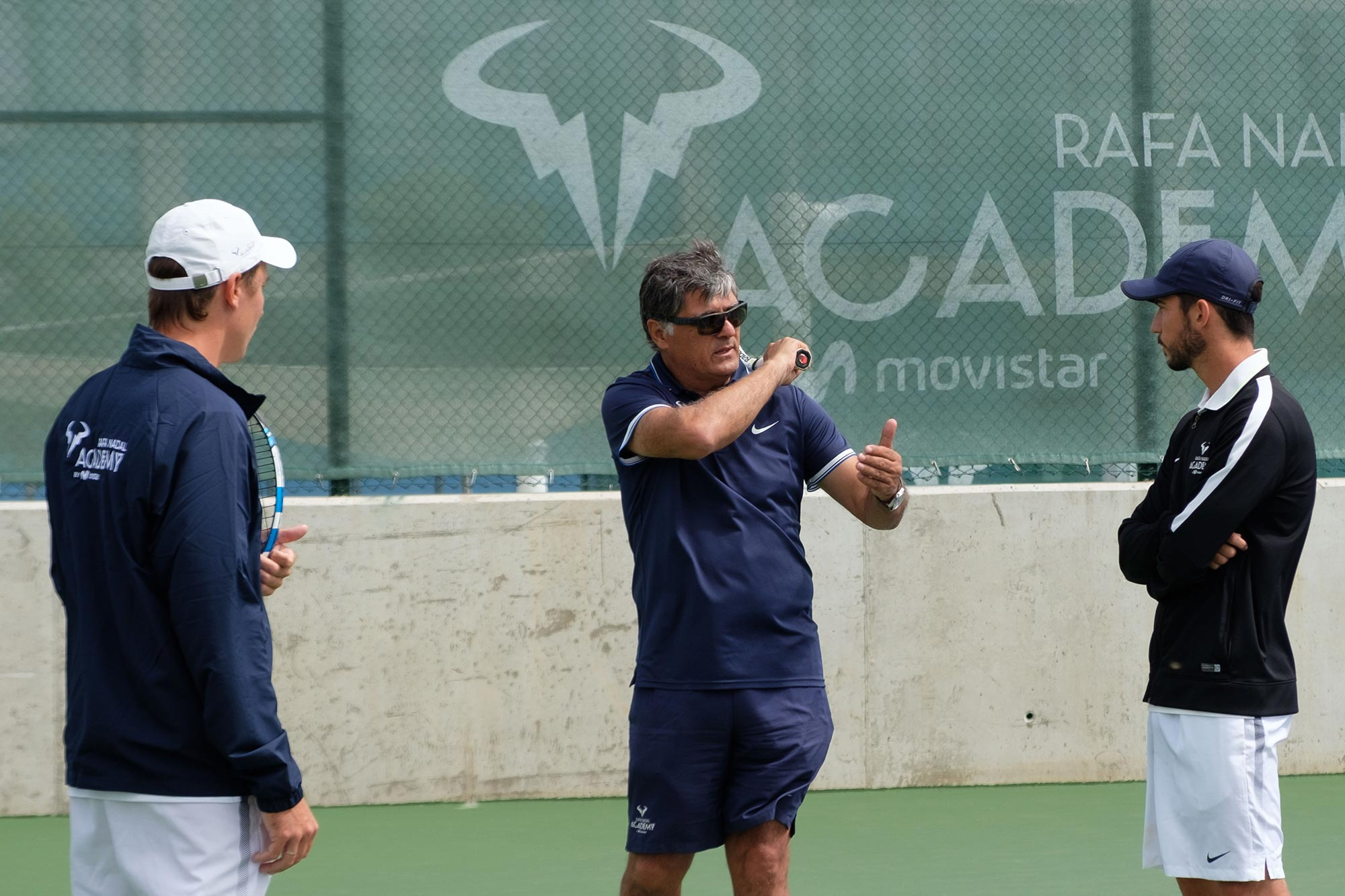 THE RAFA NADAL ACADEMY ANNOUNCES ELITE TENNIS CAMPS IN LOS ANGELES