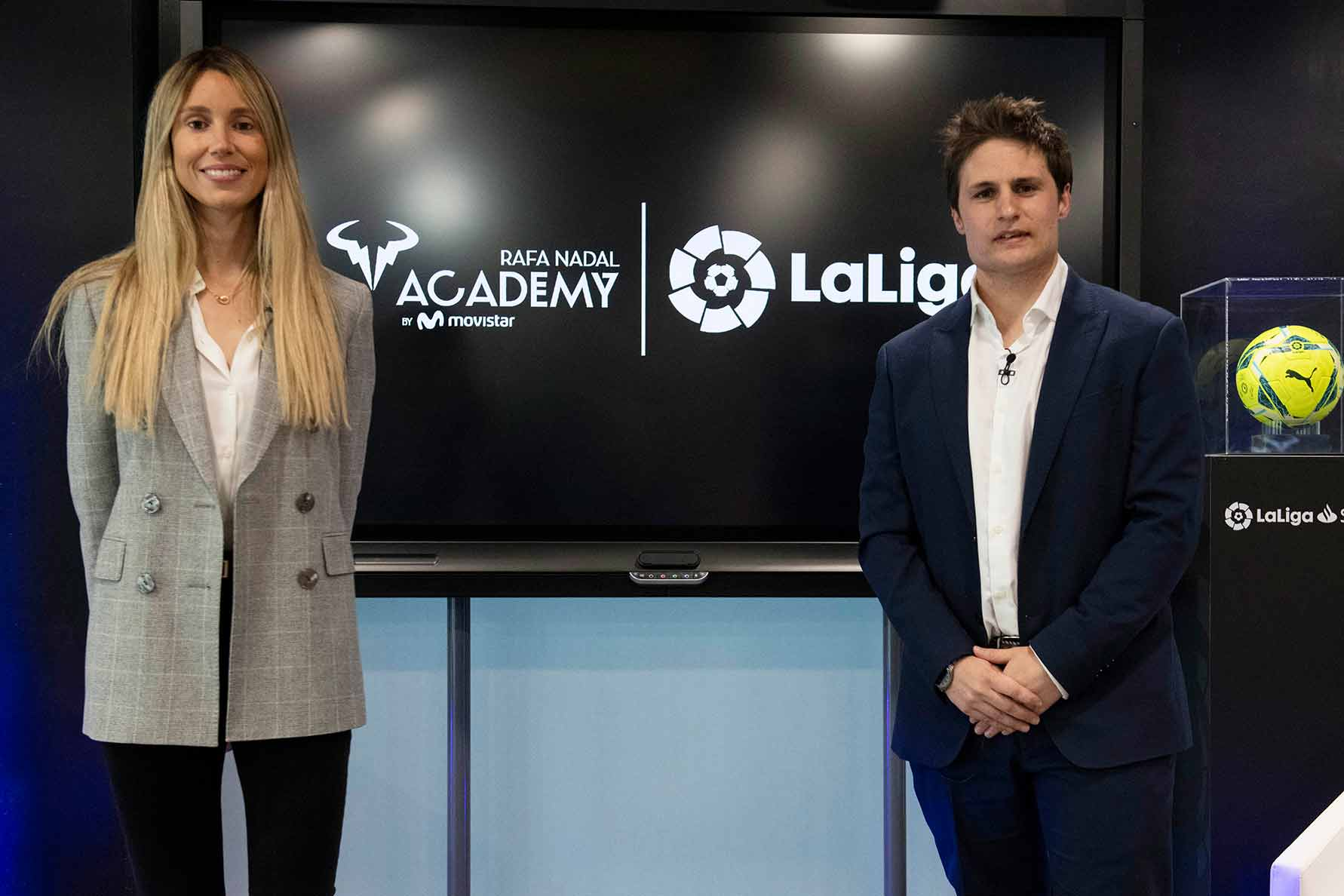 LaLiga and the Rafa Nadal Academy sign a framework collaboration agreement to boost both brands