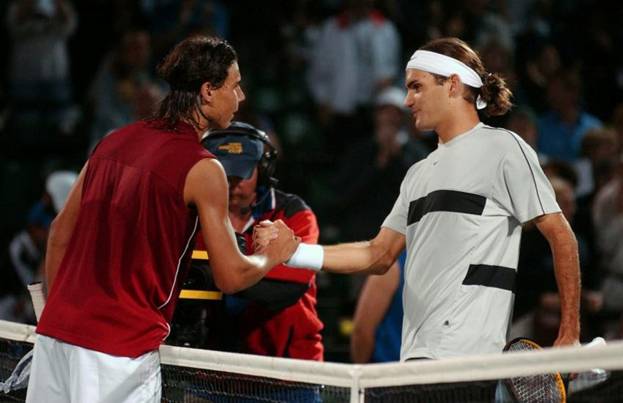 Miami 2004: The first Nadal vs Federer
