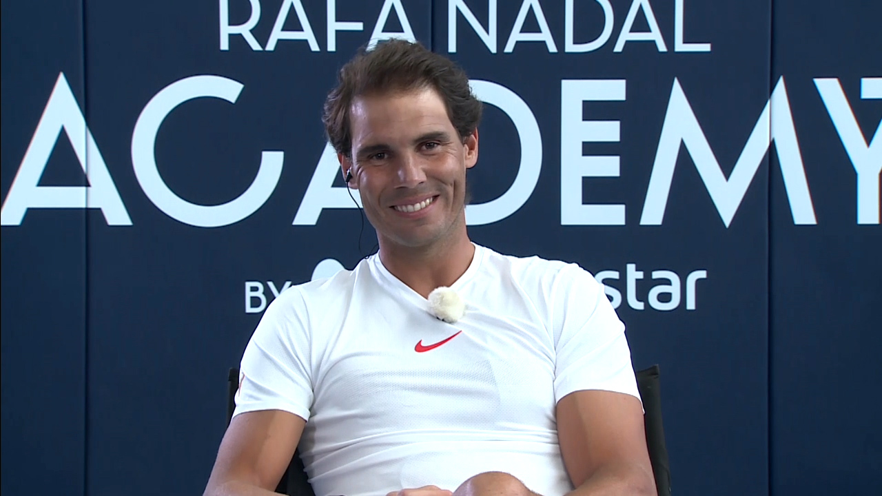 "Rafa Nadal: ""The expansion of the Academy will represent a huge leap in quality"""