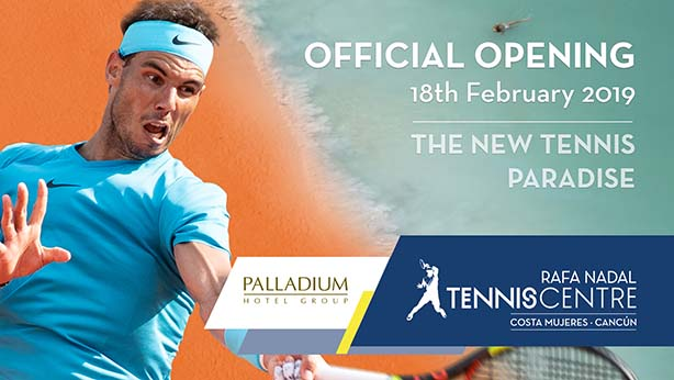 Rafa Nadal To Open The World S First Rafa Nadal Tennis Centre In Costa Mujeres