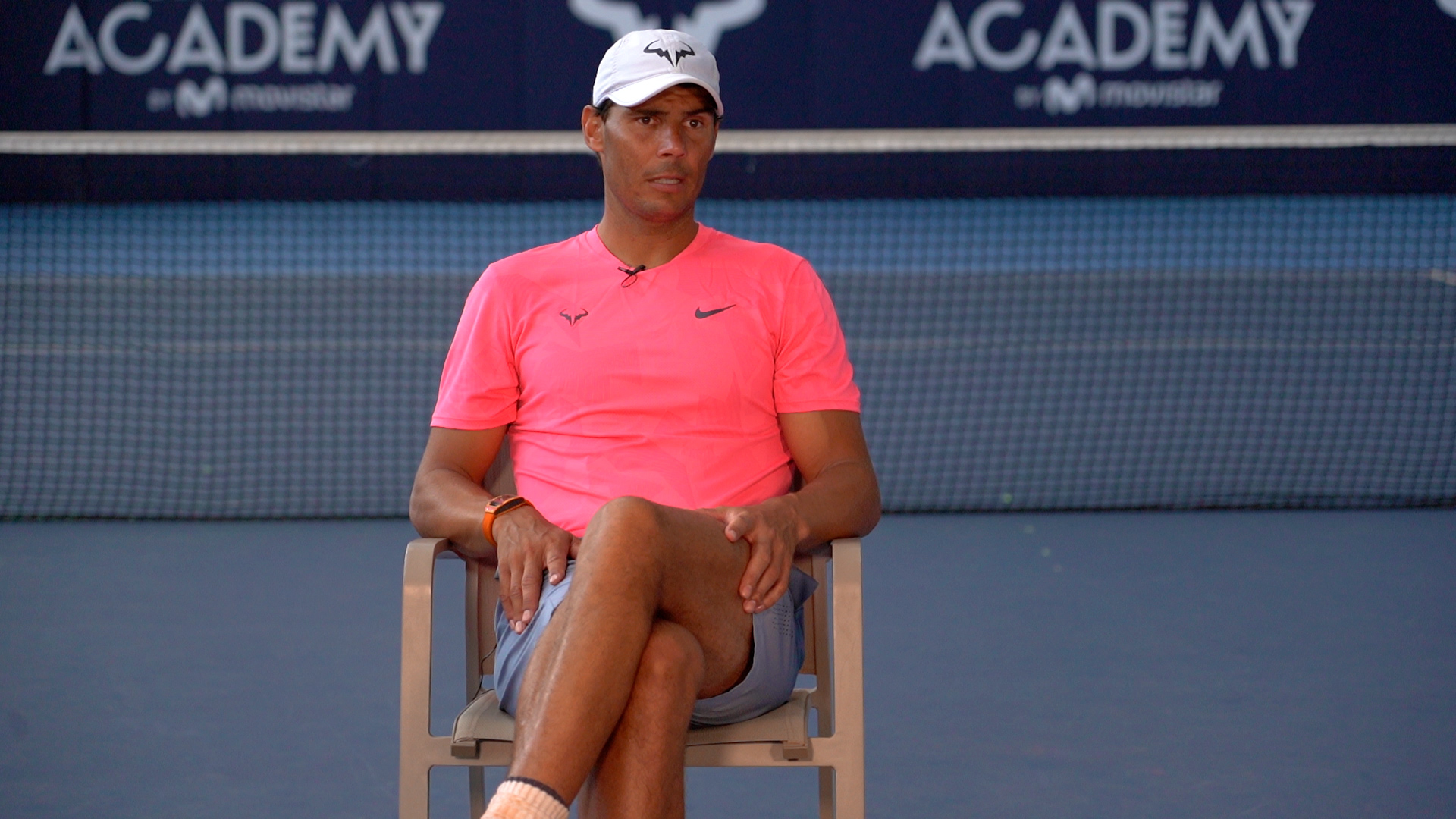 "Rafa Nadal: ""The Academy is a very special project for me"""