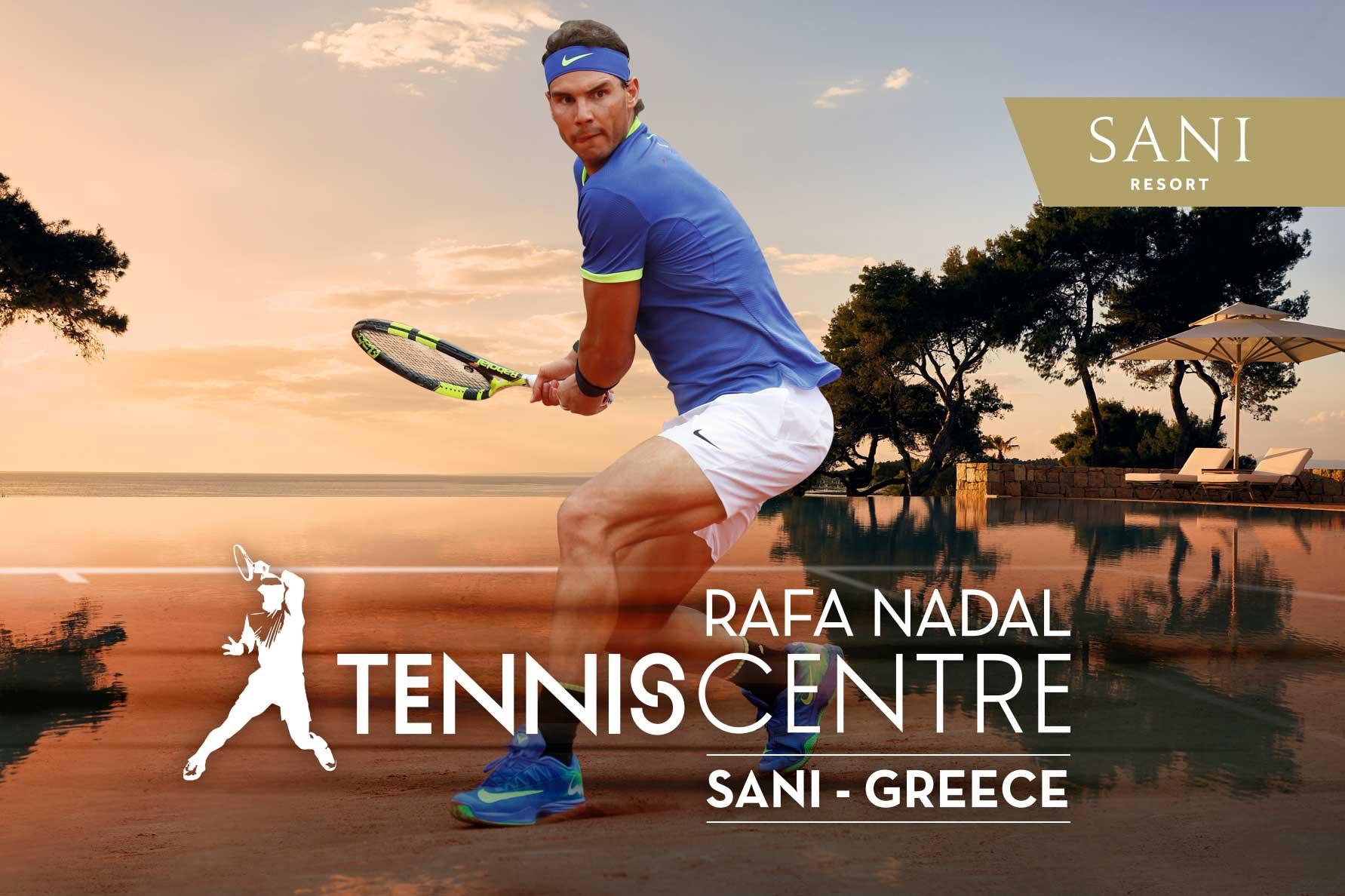 Rafa Nadal Tennis Centre Grecia