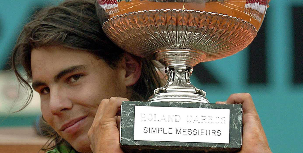 Rafa Nadal y Roland Garros: Amor a primera vista en París