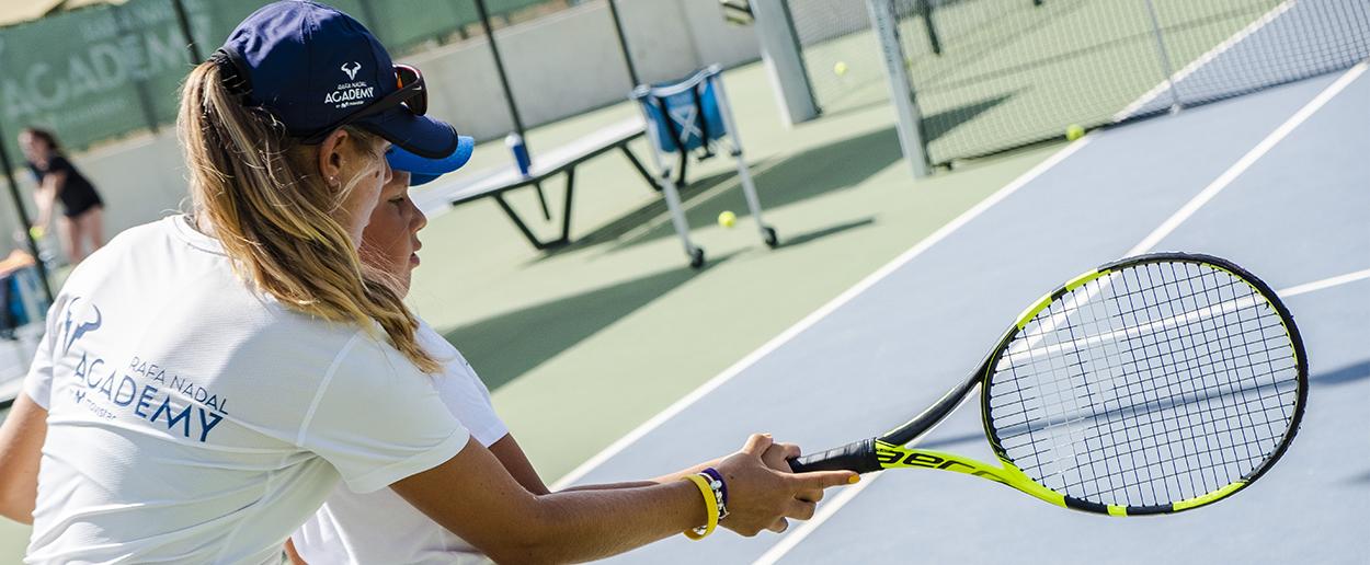 Summer Tennis Camp For Children In Mallorca Rafa Nadal Academy