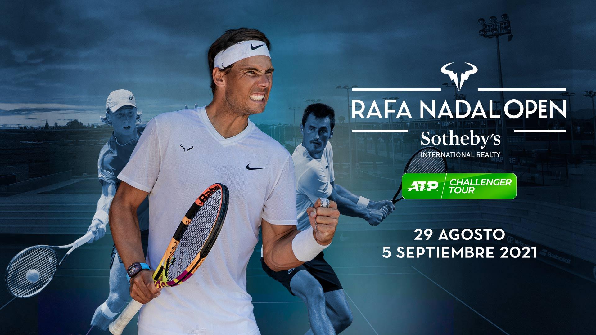 ¡Vuelve el Rafa Nadal Open by Sotheby´s International Realty!