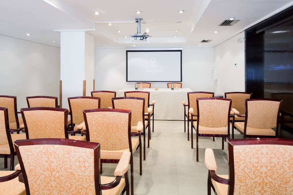 Hotel for Events and Meetings in Ibiza Town | Royal Plaza Hotel