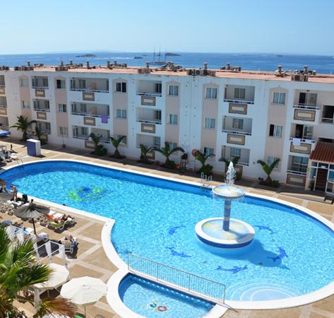 Apartamentos Vibra Panoramic