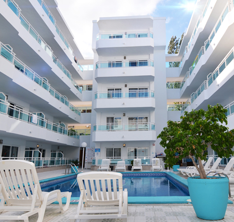 Apartamentos Vibra Jabeque Blue