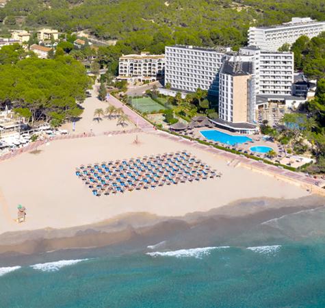 Hotel Vibra Beverly Playa