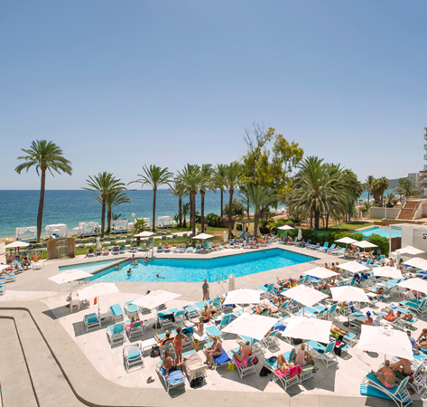 Hotel Vibra Algarb
